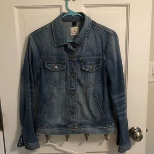 J. Crew denim jacket - size XS - EUC